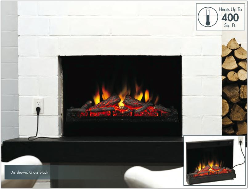 Muskoka Electric Fireplace Insert Part - 41: ... MFI2500 Muskoka Masonry Electric Fireplace Insert. -25%